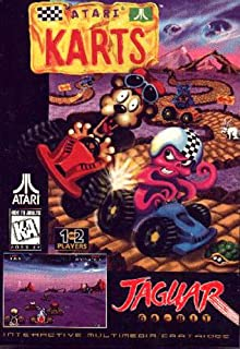atari jaguar racing games