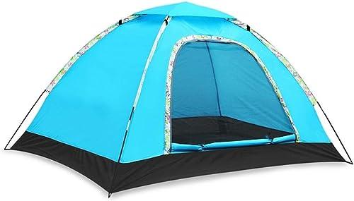 JJHR tente Tente De Camping 2 Tentes Extérieure Simple Couche Imperméable 3 Saisons Sac à Dos Tente De Camping Tente Imperméable