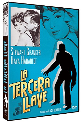 La Tercera Llave (The Secret Partner) - 1961 [DVD]