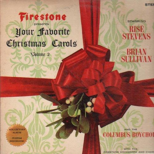 Firestone Presents Your Favorite Christmas Carols, Vol. 2