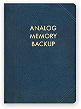 Analog Memory Backup Journal