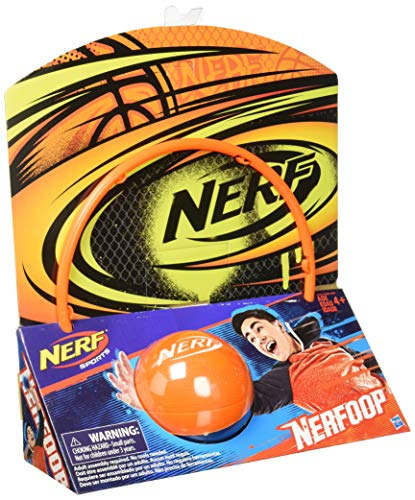 Nerf N-Sports Nerfoop Set, Orange