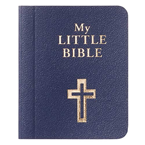 My Little Bible - Blue