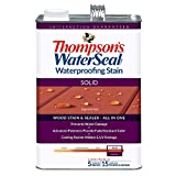 THOMPSONS WATERSEAL 043831-16 Sequoia Solid Stain