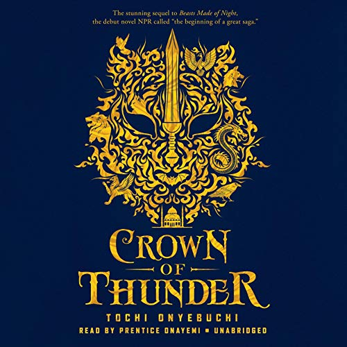 Couverture de Crown of Thunder