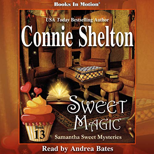 Sweet Magic audiobook cover art