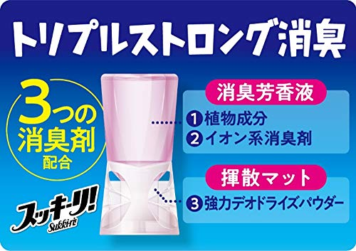 トイレのスッキーリ『Sukki-ri!スッキーリミントの香り』
