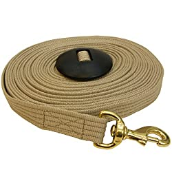 cotton 35 foot with rubber stop
