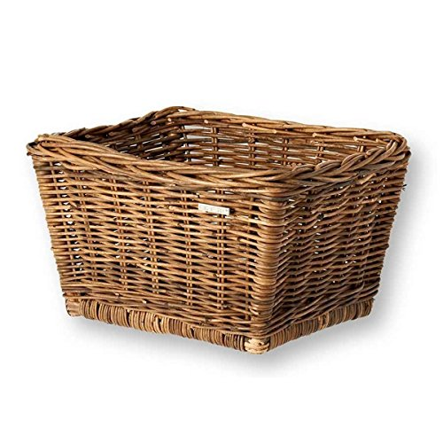 Basil Fahrradkorb Dalton M, Brown, 46 cm x 38 cm x 25 cm