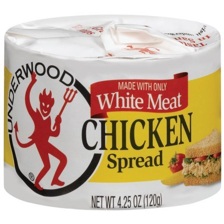 Underwood Super Super-cheap Special SALE held Chicken Spread 4.25 Pack 4 Ounce of