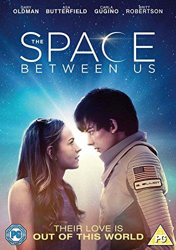 Oferta de The Space Between Us [DVD] [Reino Unido]