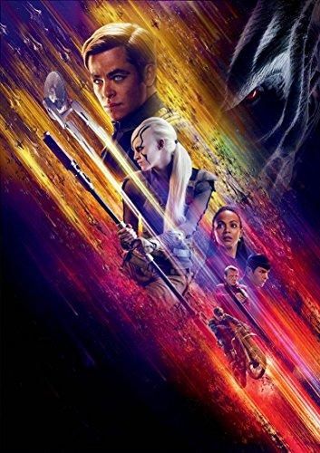 Poster Star Trek Beyond Movie 70 X 45 cm