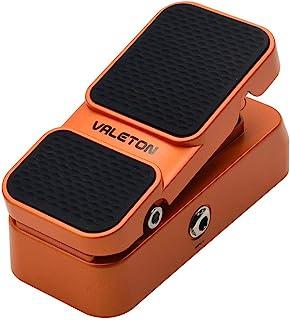 Valeton EP-2 Volumen pasivo y expresión Guitarra Bajo Teclado Sintetizador Sintetizador Estación de trabajo Pedal EXP