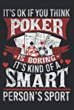 Funny Poker Smart Sport Distressed Exas Hold Em Card Game Premium: Daily Planner - Undated Daily Planner for Staying on Track