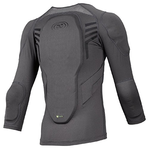 IXS Sports Division Trigger Upper Body Protective Protektorenjacken, Grey, S/M
