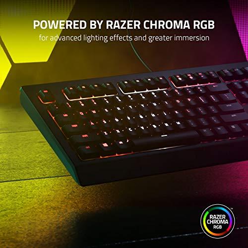 Razer Cynosa V2 - Chroma Rgb Membrane Gaming Keyboard Us Layout Frml
