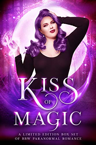 Kiss of Magic: A BBW Paranormal Romance Collection (English Edition)