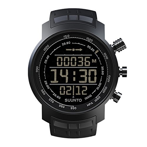 Suunto Elementum Terra Watch - Black/Black by Suunto