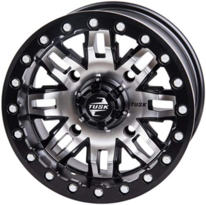 4 156 Teton Beadlock Wheel 15x7 A surprise price is realized 5.0 Machined 2.0 Pol Atlanta Mall + Black for