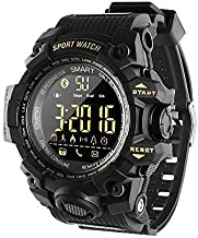 Hoteon EX16S Rugged Outdoor Sports Smartwatch, (Black)