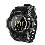 Hoteon EX16S Rugged Outdoor Sports Smartwatch, (Black)