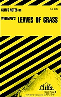 Whitman's Leaves of Grass (Cliffs Notes)