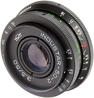 Industar 50-2 50mm F3.5 ロシアレンズ M42マウントカメラ用 Canon EOS用