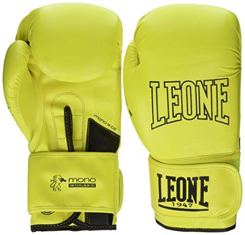 Leone 1947 GN062 Boxhandschuhe 283,5 g (10 oz) Neon-Gelb 10 oz (280 g)