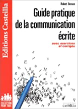 Guide pratique de la communication écrite, CAP-BEP. Avec exercices et corrigés