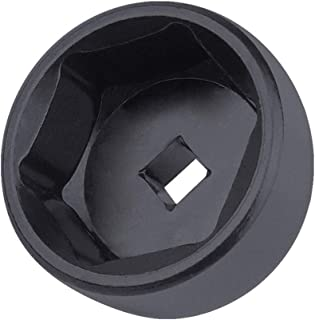 Ibetter 36mm 6-Point Socket, Low Profile Oil Filter Wrench,3/8