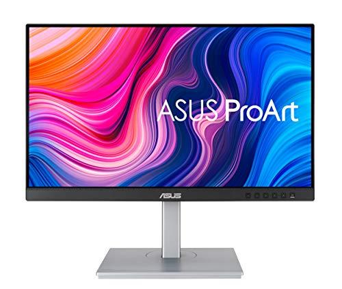 ASUS ProArt PA247CV 60,45 cm (23,8 Zoll) Professional Monitor (Full HD, IPS, 100% sRGB, 75Hz, DisplayPort Daisy-Chaining, USB-C, HDMI)