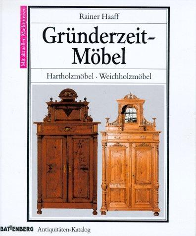 Gründerzeit- Möbel. Hartholzmöbel. Weichholzmöbel