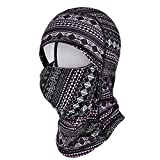 Botack Kids Balaclava Ski Mask with Breathable Air Holes Windproof Warm Kids Mask for Cold Weather Snowboarding Skiing