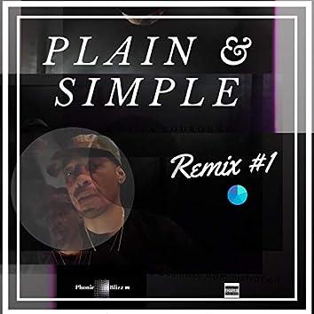 Plain & Simple (feat. Arturo55)