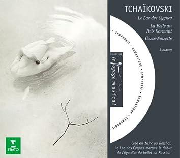 Tchaikovsky : Le Lac des cygnes, La Belle au bois dormant, Casse-Noisette