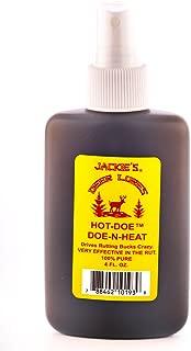 Jackies Deer Lures Hot Doe Sprayer, 4-Ounce
