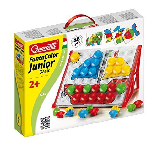Quercetti Fantacolor Junior Basic Baby Toy by