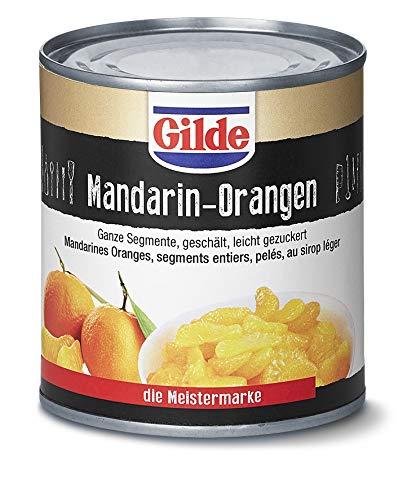Gilde Mandarinen-Orangen Ieicht gez. (6x850 ml)