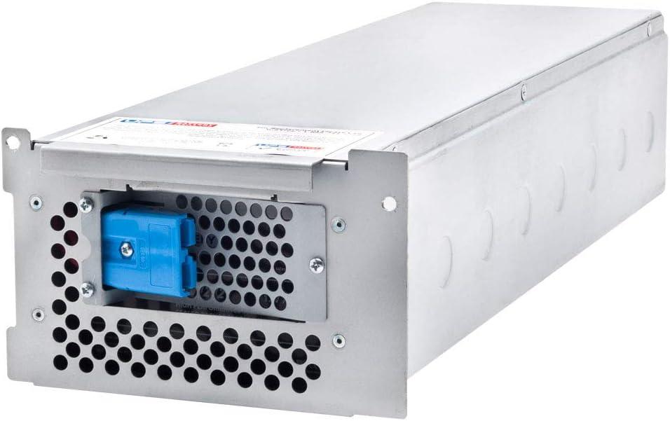UPSBatteryCenter SUA2200RMXL3U Compatible Replacement Battery Pack for APC Smart UPS XL 2200 RM 3U