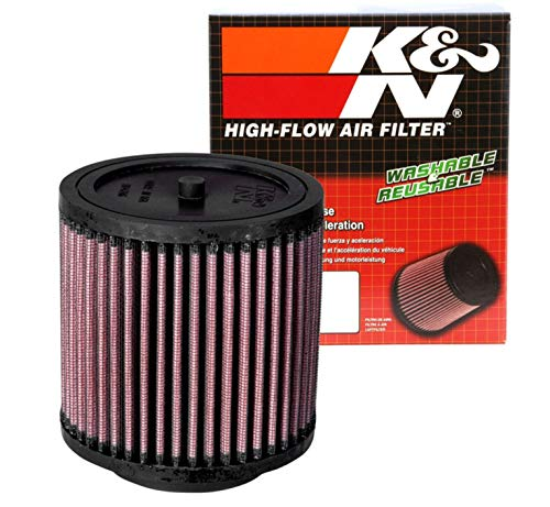 K&N Engine Air Filter: High Performance, Powersport Air Filter: Fits 2003-2020 HONDA (FourTrax Rancher, Pioneer, Deluxe, FourTrax Foreman, Rancher AT, Big Red, Rubicon, GPScape, Rincon) HA-5000