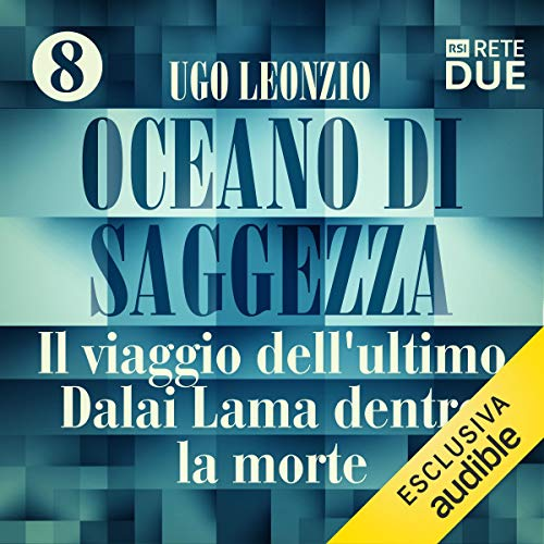 Oceano di saggezza 8 audiobook cover art