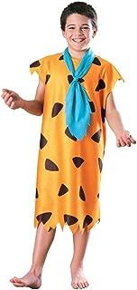 Fred Flintstone Child Costume - Small (4-6)