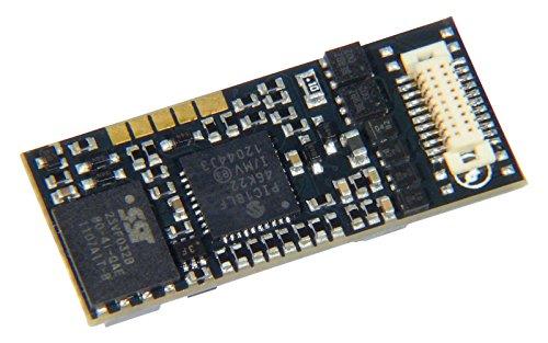Fleischmann 685602 Rückmeldefähiger Miniatur Sounddecoder für die Spur N/TT, Ne