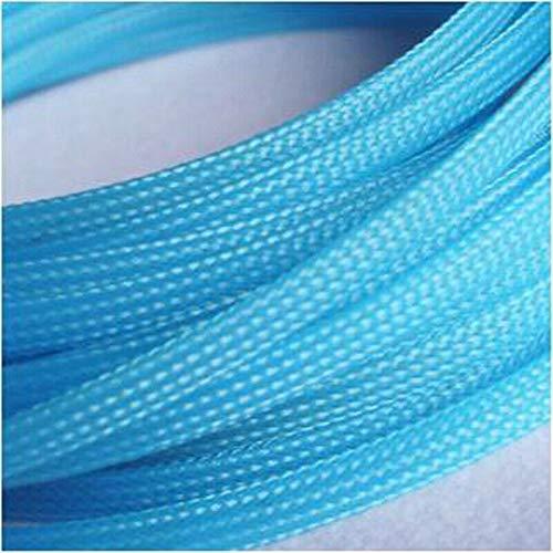 Cable Tidy Sleeves, Longitud 1-50Meters Piel de serpiente La protección de malla...