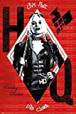 Suicide Squad The Poster Harley Quinn, Live Fast. (61cm x