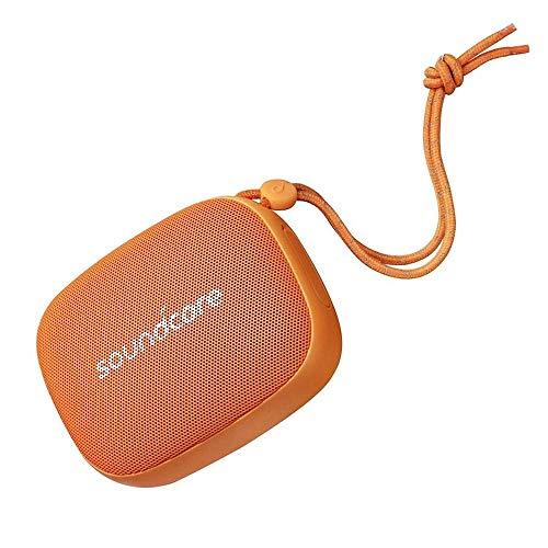 Caixa de Som Bluetooth Anker SC Icon Mini, Laranja