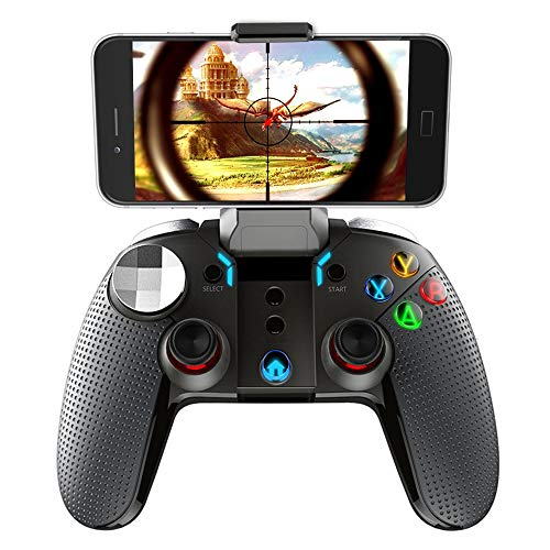 IPEGA-PG-9099 Wireless Joystick Gamepad Game Controller Compatible with Android/Samsung Galaxy S9/S9+ Galaxy note9 S10/S10 + Huawei MateX Oppo R17 VIVO X27 Tablet