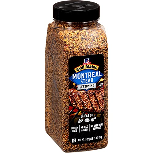 McCormick Montreal Steak Seasoning-new Arrival - One container of 822 grams