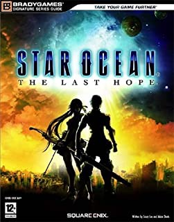 Star Ocean: The Last Hope Signature Series Guide (0744011264) | Amazon price tracker / tracking, Amazon price history charts, Amazon price watches, Amazon price drop alerts