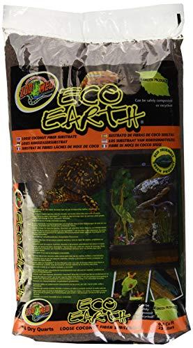Zoo Med Eco - Tiera sustrato para reptiles / Anfibios, 23 L